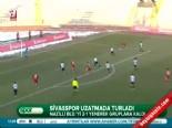 Sivasspor Nazilli Belediyespor: 2-1 Maç Özeti