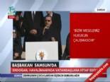 Başbakan: Yargı Mensubu Yürütmeye Emir, Talimat , Baskı Yapamaz