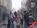 Halep'e Hava Saldırısı : 30 Ölü
