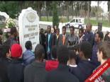 Milli Şair Mehmet Akif Ersoy, Mezarı Başında Anıldı - İSTANBUL
