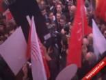 CHP Lideri Kılıçdaroğlu Ezilme Tehlikesi Geçirdi