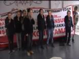 Ülkücüler Mansur Yavaş'ı Protesto Etti