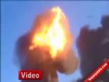 Ham Petrol Yüklü Tren Atom Bombası Gibi Patladı