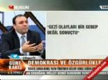 Todays Zaman'dan Bülent Keneş: Gezi Olayını Meşru Görüyorum