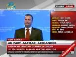 2014 AK Parti Kırklareli Belediye Başkan Adayı Selahatin Minsolmaz