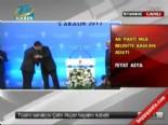 2014 AK Parti Muş Belediye Başkan Adayı Feyat Asya
