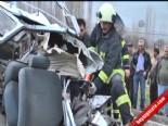 Trafik Kazası: 1 Ölü, 1 Yaralı - BURDUR