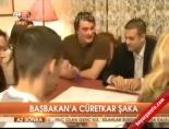 sirbistan - Başbakan'a cüretkar şaka