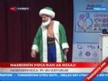 nasreddin hoca - Nasreddin Hoca'da AB mesajı