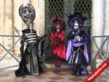 Venedik Karnavalı'ndan Renkli Görüntüler