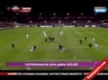 Tottenham - Lyon: 2-1 Maç Özeti