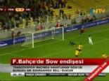 Sow Trabzonspor Fenerbahçe Maçında Sakatlandı