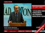Başbakan Erdoğan: Yarasa dediler millet başbakan yaptı