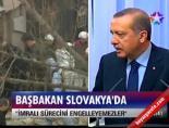 slovakya - Başbakan Slovakya'da