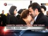ahmedinejad - ''Dinini iyi öğren Ahmet!''