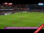 Chelsea - Steaua Bükreş: 3-1 Maç Özeti
