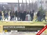 hacettepe - Hacettepe'de gerginlik