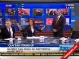 Can Ataklı'dan canlı yayında stand-up şov