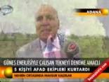 afad - 5 kişiyi Afad ekipleri kurtardı