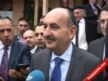 Sağlık Bakanı Mehmet Müezzinoğlu, memleketi Gümülcine'de