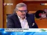 Kenan Erçetingöz, Irmak Atuk'a canlı yayında çığlığı bastırdı