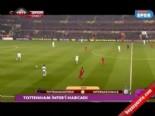 Tottenham - Inter: 3-0 Maç Özeti ve Golleri
