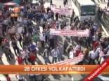 2B öfkesi yol kapattırdı  online video izle