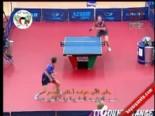 Masa Tenisinde Şaşırtan Vuruş Teknikleri
