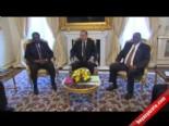 Başbakan Erdoğan, Somali ve Somaliland Cumhurbaşkanları ile görüştü