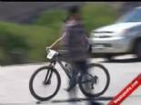 Bakan Şimşek Hasankeyf Uluslararası Dağ Bisikleti Yarışması'nda