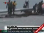 endonezya - Uçak denize indi