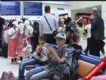 Suriyeli Çocuklar 23 Nisan İçin Özel Uçakla İzmir'e Gitti