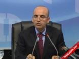 Maliye Bakanı Mehmet Şimşek: 2013 Yılında Yüzde 4lük Büyüme Hedefi Düşünüyoruz