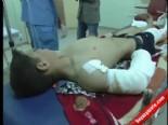 Suriye'de Çatışmalarda Yaralanan 13 Kişi Kilis'te