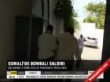 somali - Somali'de bombalı saldırı