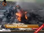 somali - Somali'de patlama