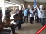 TCDD Çalışanları Yeni Kanun Tasarısını Protesto Etti