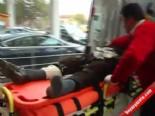 Kırşehirde Trafik Kazası 3 Yaralı