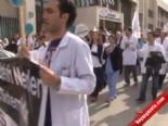 Tüm Türkiye'de Sağlık Çalışanları Ve Hekimler Grevde