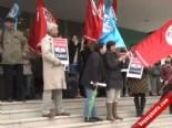 Akün Ve Şinasi Sahnelerin Satışı Protesto Edildi