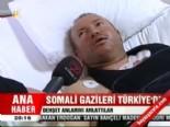 somali - Somali gazileri Türkiye'de