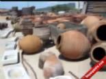 Milas'ta Tarihi Eser Kaçakcıları Yakalandı
