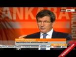 Davutoğlu:Türkiye'nin geleceğini planlıyoruz