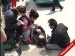 Bursa'da Otobüs Şoförü, Çarptığı Liseli Kızın Başında Şoka Girdi