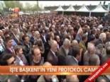 İşte Başkent'in yeni protokol camisi  online video izle