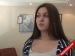 Adana'da Genç Kız Böyle İsyan Etti