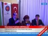 ozbekistan - TİKA'dan turizm eğitimleri