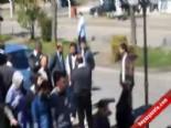 KTÜ'de Öğrenci Kavgası Kamerada
