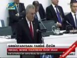 sirbistan - Sırbistan'dan tarihi özür