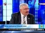 MHP'li Semih Yalçın'dan Hilal Kaplan'a: Kafandaki örtü Türk bayrağı ile aynı